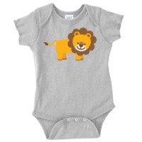 Lion Baby One Piece