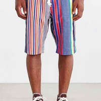 Woolrich Multi-Stripe Expo Short