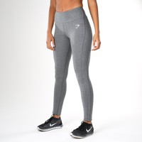Gymshark DRY Sculpture Leggings - Grey