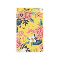 Birch Floral Pocket Notepad by RIFLE PAPER Co. | Made in USA