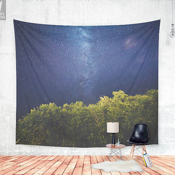 Diamonds die too Wall tapestry