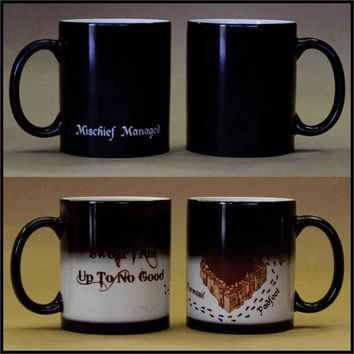 Harry Potter Themed Mischief Managed Mug