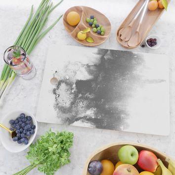 Unforgiven Cutting Board by duckyb