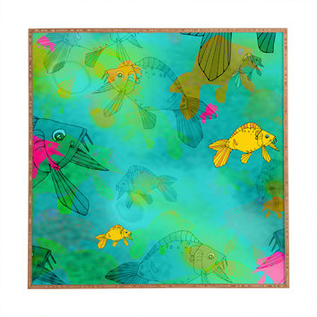 Aimee St Hill Fish Framed Wall Art