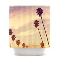 "Catherine McDonald ""Endless Summer"" Shower Curtain"