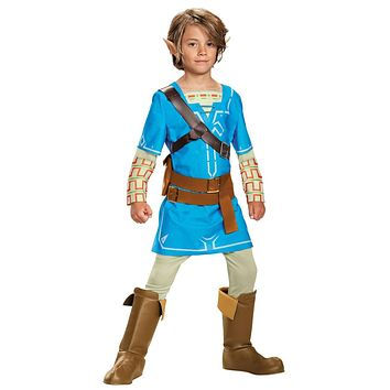 Link Breath Of The Wild Deluxe