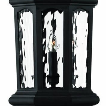 "0-019148>26""h Raley 4-Light Extra-Large Outdoor Post Lantern Museum Black"