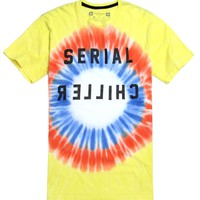 Vanguard Serial Chiller Tie Dye T-Shirt - Mens Tee - Tie Dye