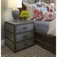 Vennie Chateau End Table