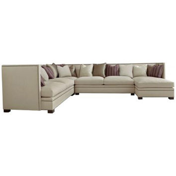 4-Piece Gramercy Scatterback Sectional