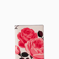 cameron street roses passport holder