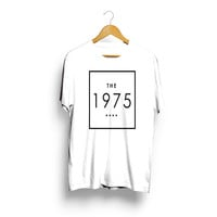 The 1975 T-Shirt 1975 T-Shirt The 1975 Band T-Shirt Band Tee