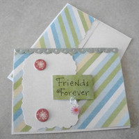 Greeting Card  Blank Note Card by Dassy D