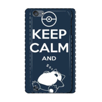 Keep Calm And.. iPod Touch 5 3D Printed Case - iPod Touch 5 3D Printed Case