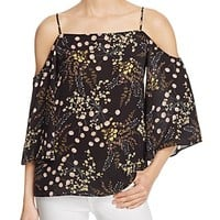 Bailey 44Printed Tusk Top