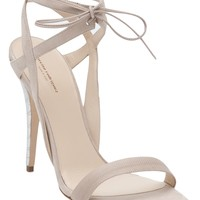 Narciso Rodriguez Ankle Tie Sandal