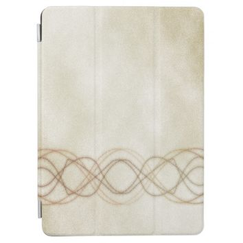 Gold Lights iPad Air Cover