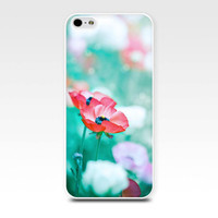 floral iphone case 5s iphone 4s case botanical case nature iphone 4 case iphone 5 fine art iphone case photography pink teal flower case