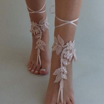 4e4a3012a10df1 Best Barefoot Sandals Anklets Products on Wanelo