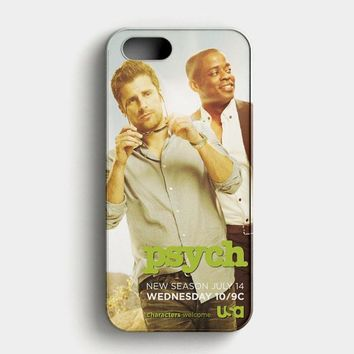 Psych iPhone SE Case