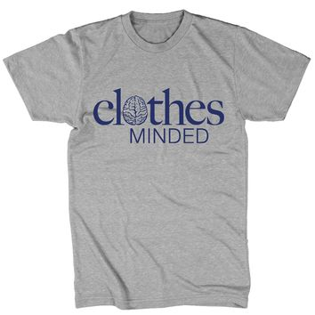 Clothes Minded Grey T-shirt