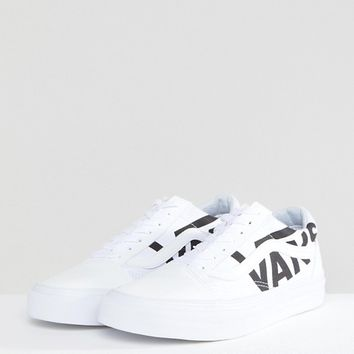 Vans Old Skool Unisex Sneakers With Logo at asos.com
