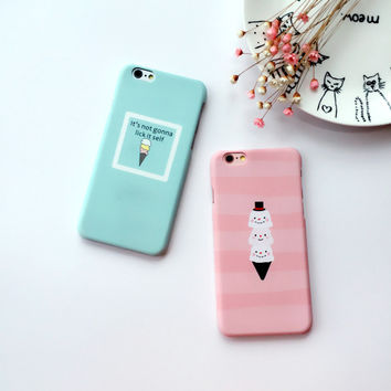 Cute Stylish On Sale Iphone 6/6s Hot Deal Korean Apple Innovative Phone Case [8153068103]