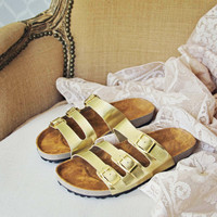 The Goldie Sandals