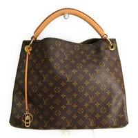 Louis Vuitton Monogram Artsy MM M40249 Women's Shoulder Bag Monogram BF318711