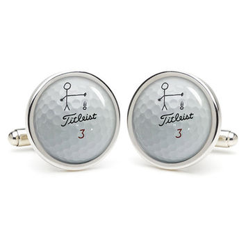 Ball  cufflinks , wedding gift ideas for groom,gift for dad,great gift ideas for men,groomsmen cufflinks,