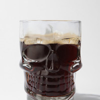 Urban Outfitters - Skull Stein Glass