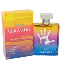 90210 Touch Of Paradise Perfume by Torand 3.4 oz Eau De Toilette Spray