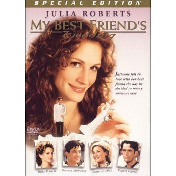 My Best Friend's Wedding (DVD) (Special Edition) (Enhanced Widescreen for 16x9 TV) (Eng/Fre/Spa/Por) 1997