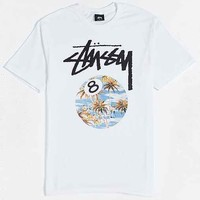 Stussy 8 Ball Palms Tee
