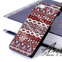 iPhone 5 case  --  Aztec iPhone case, iPhone hard case, case iPhone, case for iPhone, iPhone case custom Plastic Case