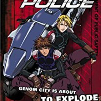 A.D. Police - To Protect and Serve (Complete Series)