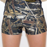 CamoGirl Camo Shorts - Migrator