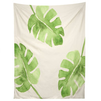 Wonder Forest Split Leaf Tapestry