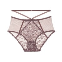 Winona High Waisted Brief - Lonely