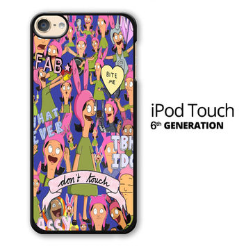Louise Belcher iPod Touch 6 Case