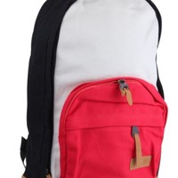 Cute Contrast Color Backpacks