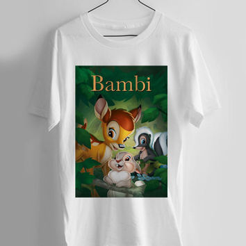 bambi disney T-shirt Men, Women, Youth and Toddler