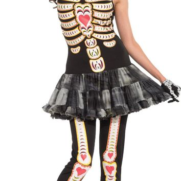 Day Of The Dead Female Adult costume for Women