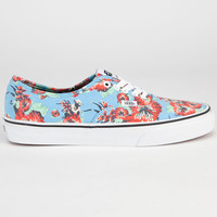 Vans Star Wars Authentic Mens Shoes Yoda Aloha  In Sizes