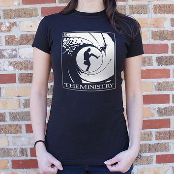 The Ministry of Silly Walks [Monty Python Inspired] Women's T-Shirt