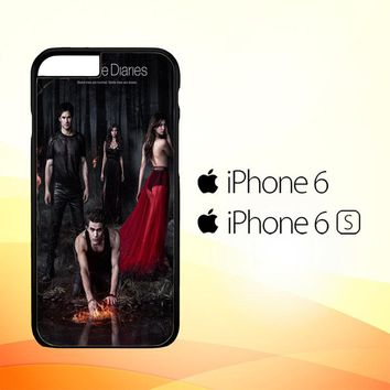 Vampire diaries season 5 posters Z0151 iPhone 6|6S Case
