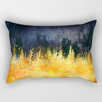 My burning desire Rectangular Pillow by HappyMelvin