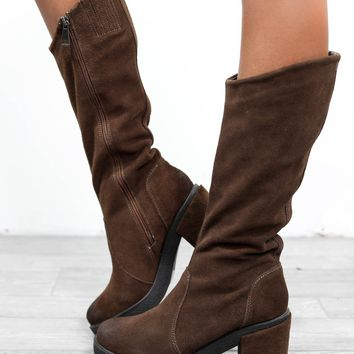 REBELS Dallin Brown Boot