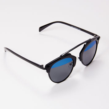 Nightcrawler Sunglasses Blue | Disruptive Youth