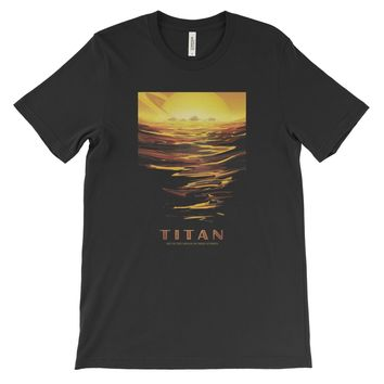 Titan T-Shirt from NASA's Visions of the Future
